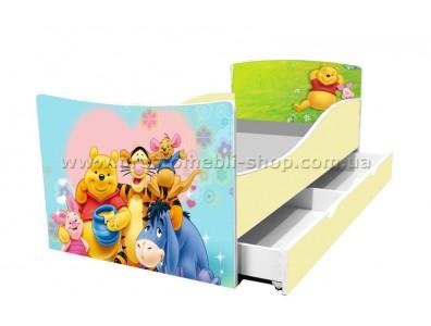 Кровать детская Kinder 160 х 80