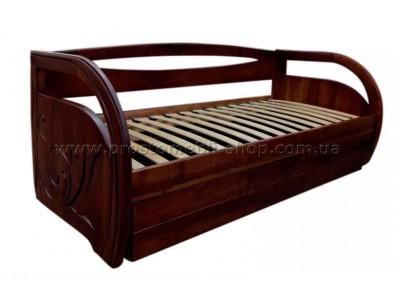 Деревянная кровать Мальта (Бавария)