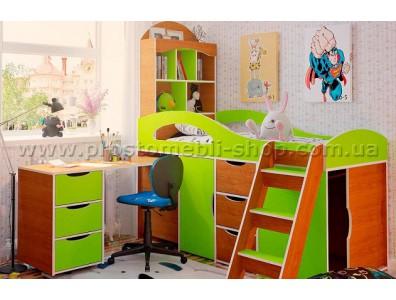 Кровать - чердак 2