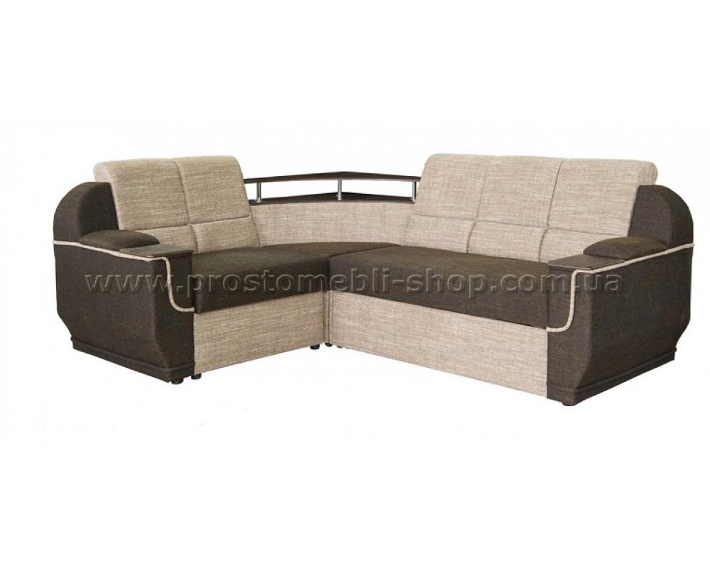 угловой диван эксо 11501 от производителя кайрос купить мягкую