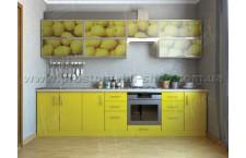 Кухня Делис 3,0 МДФ +Фотопринт