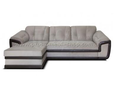 Угловой диван Премьер 3 подушки
