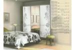 Шкаф-купе с консолями 260х60х240 см