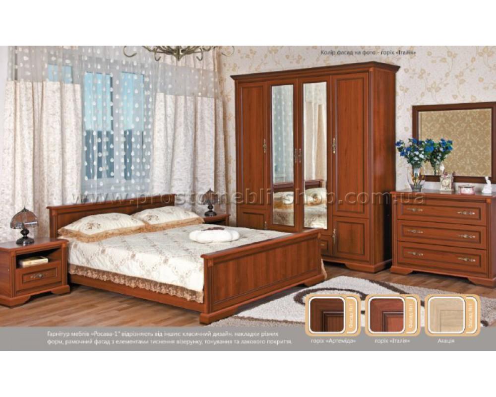 купить спальня росава 22401 от производителя в харькове киеве