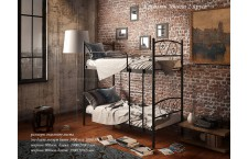 Металлическая кровать Виола -2х ярусная