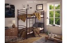 Металлическая кровать Маранта -2х ярусная
