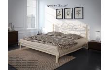 Металлическая кровать Азалия