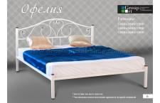 Металлическая кровать Офелия