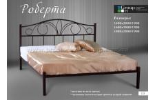 Металлическая кровать Роберта