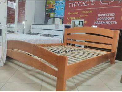 Деревянная кровать Ассия